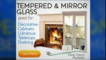 Elite Custom Glass Can Handle Any Custom Replacement Glass, Tempered Glass, And Custom Cut Glass You Need!