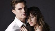 Christian Grey And Anastasia Steele - Fifty Shades Of Grey