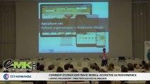EMK 2013 - Ludovic Passamonti - Comment étudier son trafic mobile, accroître sa performance et booster son CA