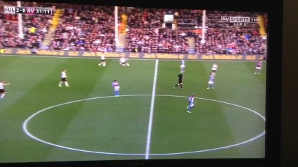 Sublime touch from Berbatov