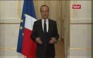 Hollande : «Jérôme Cahuzac n'a bénéficié d'aucune protection»