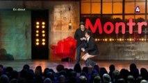 """""""Montreux Comedy Festival"""" : Arnaud Tsamère baisse son pantalon sur scène"""