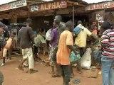 REPORTAGE - Centrafrique: les scènes de pillage se multiplient à Bangui - 10/12