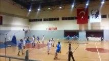 Suadiye Gençlik vs ABS Spor Kulübü - IBEL İstanbul Büyük Erkekler Basketbol Ligi. www.amatorbasketbol.com