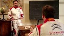 Yvan Muller teaches Sébastien Loeb about WTCC