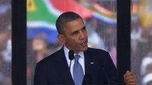 Commemorating Nelson Mandela: Presidents, kings, citizens gather for memorial