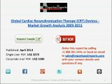 Global Cardiac Resynchronization Therapy (CRT) Devices - Market Growth Analysis 2009-2015