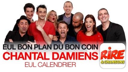 Morning du Rire - Chantal Damiens - Eul Calendrier