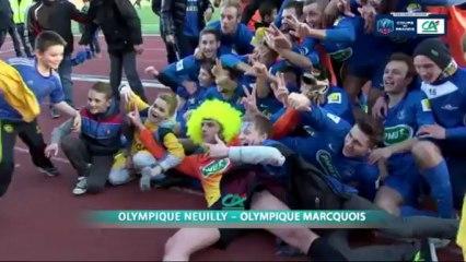 TOP5 - 8ème tour de la Coupe de France 2014