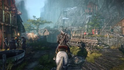 Debut Gameplay Trailer de The Witcher 3 : Wild Hunt
