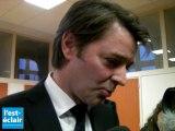 La réaction de François Baroin après la venue de Guillaume Pépy