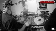 DJ Dysfunkshunal & DJ 4our5ive freestyle scratch session (Oct 18th 2013)