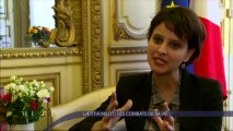 Laetitia Milot s'engage contre les violences faites aux femmes