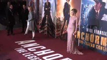 Christina Applegate Glams Up The Anchorman 2 Premiere