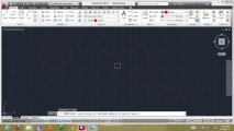 Autocad 2013 tutorial  oops  joint in hindi Urdu (37-50) By MNRAQ