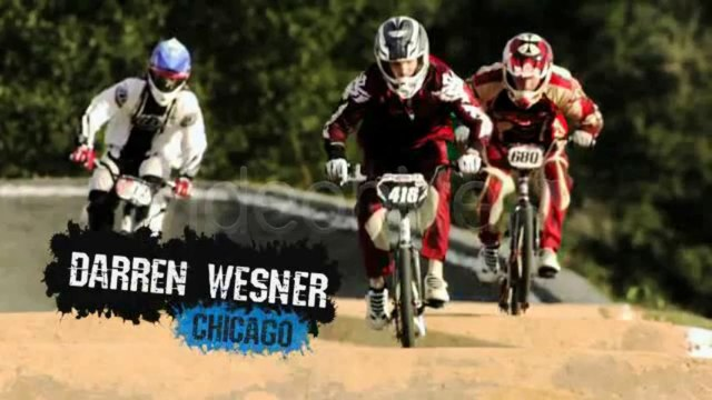 lower thirds templates - after effects templates - Extreme Sports Lower Thirds