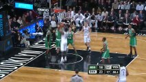 Paul Pierce Puts On the Moves