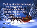 Xmas Songs Video- Sleigh Ride