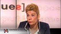 """Municipales à Paris : """"On ne peut pas laisser passer le programme de Madame Hidalgo"""" (Frigide Barjot)"""
