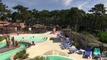 Espace Baignade du Camping Yelloh! Village Les Grands Pins à Lacanau Océan - Aquitaine - Camping Gironde - Océan