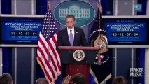 Barack Obama chante NOEL : Jingle Bells - Parodie!