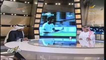 لقطة رائعة وروح تجاوزت الروح الرياضية في ملاعب الكرة السعودية