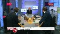 Valls « a trouvé le ton juste » juge François Baroin