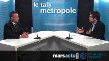 Le talk métropole Marsactu : Didier Réault, président du parc national des Calanques