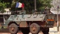 Enregistrement Audio des soldats français à Bangui