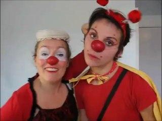 les clowns viennent vous dire...