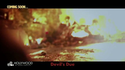 COMING SOON: check out this new horror flick called Devil's Due