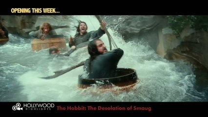 OPENING THIS WEEK: The Hobbit - The Desolation of Smaug
