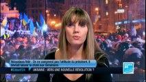 Le débat de France 24 - Ukraine : Vers une nouvelle révolution ? (partie 1)