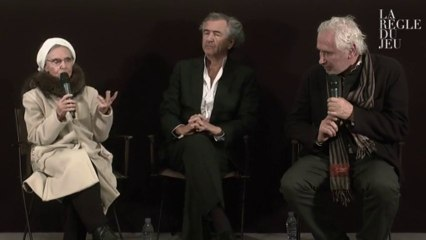 Vidéo de Catherine Robbe-Grillet