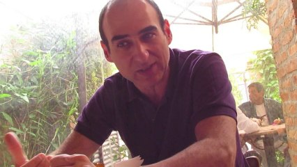 Entrevista Amir Slama