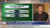 Le Soir BFM: Ligue des champions: OM vs Dortmund - 11/12 3/5