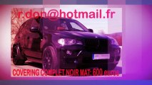 BMW X5 noir mat, BMW X5 noir mat, BMW noir mat, BMW X5 Covering noir mat, BMW X5 peinture noir mat, BMW X5 noir mat