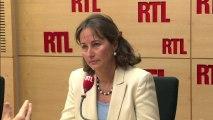 """Ségolène Royal : """"On ne dit jamais 'jamais' en politique"""""""