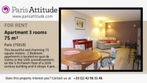 2 Bedroom Apartment for rent - Canal St Martin, Paris - Ref. 6539
