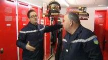 Mon baptême du feu avec les pompiers volontaires