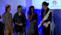 Le palmarès de la seconde édition du Vini film festival on Tntv. Journal de TNTV du 11/12/2013