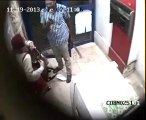 A thief has killed a women in ATM