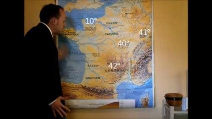 Parodie bulletin météo Guillaume Séchet