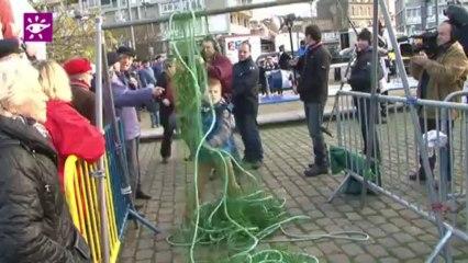 Téléthon 2013 : coulisses de la Caravane du Nord France Télévisions à Boulogne (62)