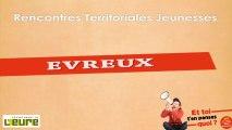 Rencontres jeunesse de l'Eure : Evreux