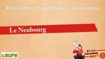 Rencontres jeunesse de l'Eure : Le Neubourg