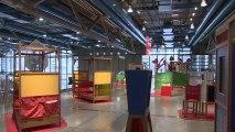 Frida et moi - Une exposition atelier autour de Frida Kahlo - Pour les enfants de 5 à 10 ans, du 19 octobre 2013 au 17 mars 2014