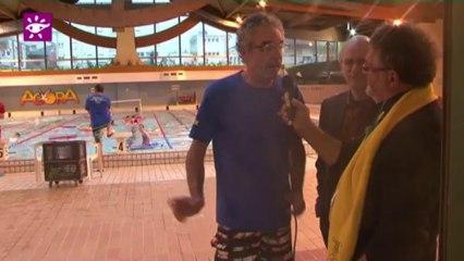 Téléthon 2013 : baptême de plongée à Berck (62)