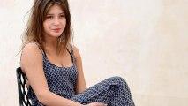 """Golden Globes : Adèle Exarchopoulos """"fière et heureuse"""""""
