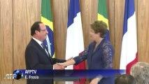 Hollande au Brésil: échanges commerciaux et foot